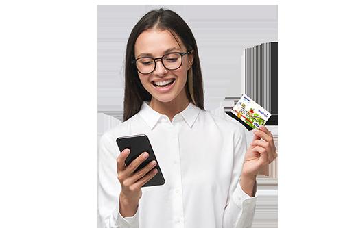 Bei Lieferando bestellen, mit Sodexo Card bezahlen